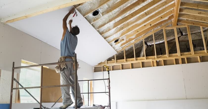 drywall hanging naperville